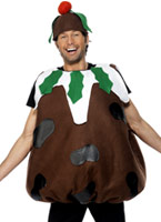 Christmas Pudding costume  sc 1 st  Cheapest Fancy Dress Costumes for men and women to buy Party Wigs ... & Castle Costumes Christmas fancy dress for men and women to buy